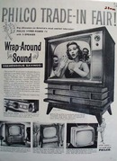 Philco Trade In Fair Ad 1958