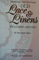 Identification of old Lace and Linens book