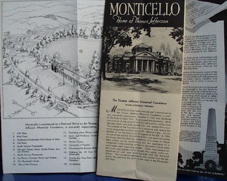 Pr Monticello Brochures 1940s