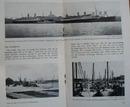 1930 Sweden Booklet Gothenburg that has nice ship litho