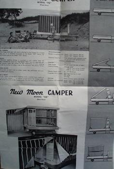 New Moon Camper Pamphlet