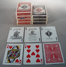 Bicycle Rider Back unopened Playing card decks