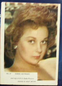 1940s movie card Susan Hayward, no 13