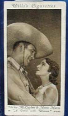 1931 Victor McLaglen and Mona Maris