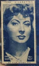 1949 Greer Garson movie card