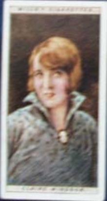 Claire Windsor Film Stars Movie Card