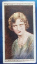 Dolores Costello Film Stars Movie Card