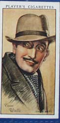 Tom Walls Film Stars Movie Card