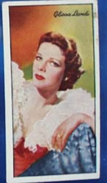 Elissa Landi Famous Film Star Card 1935
