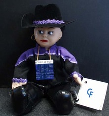 Bobbie Jo Boot cowgirl Computer Friends Doll