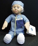 Dr. Crash Surgeon Computer Friends Doll
