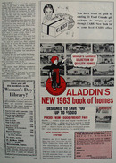 Aladdins Book Of Homes Ad 1963