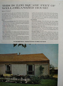 Editors Choice Ready To Buy Houses Ad 1964