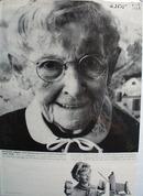 Polaroid Land Film And Grandma Moses Ad 1958