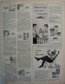 Kerr Mason Jars Women Talking Over Fence Ad 1959
