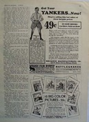 Yankers Knickers 49 cents A Pair Ad 1932