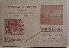 Andrew Johnson Pictorial Review 1930 era