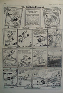 Cartoon Contest How The Flyer Was Saved 1932