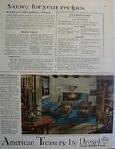 Drexel Furniture American Treasury Ad 1962