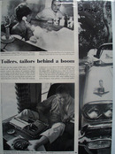 Toilers Tailors Behind The Boom Article and Pictures 1959