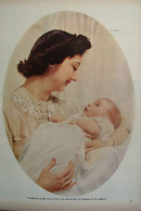 Baby In Mothers Arms Picture 1954