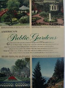 Public Gardens In America Pictures 1963