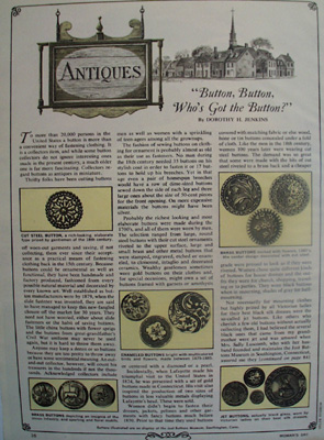 Antiques Who Has The Button Article1964