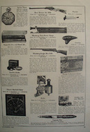 Prizes for Subscriptions Sports Timer  Ad 1939
