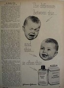 Johnsons The Difference Ad 1952