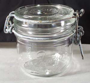 Le Garfiet Super Half PT Jar