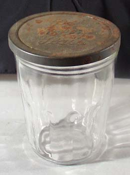 Unmarked Half Pint Jelly Jar