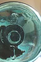 Ball MASON Aqua Qt Canning Jar
