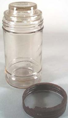 Sanford MFG Clear Canning Jar