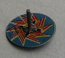 Cracker Jack Spinner Pin Wheel