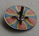 Cracker Jack Spinner Toy Six Blue Points