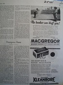 Macgregor Golf Clubs Bunker Can Not Bluff Ad 1928