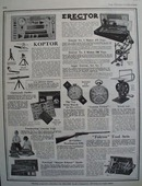 Youths Companion Subscription Contest Erector Ad 1927