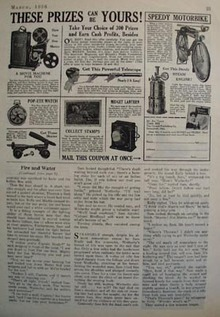 Crowell Pub Co Prizes Can Be Yours Ad 1936