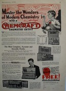 Porter Chemical Master The Wonders Ad 1934