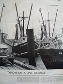 Throw Me A Line George Article And Picture 1964