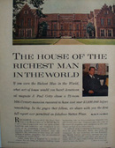 House of J Paul Getty Article 1961