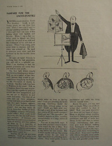 Fanfare For The Under Forties Article 1952