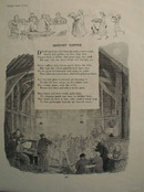 Harvest Supper Poem With Picture 1952