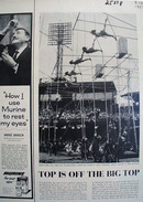 Top Is Off The Big Top Article And Picture 1957