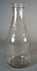 Uservo Milk bottle Quart bottle