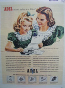 Adel Precision Means Safety Ad 1944
