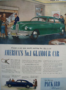 Packard Clipper Worth Waiting For Ad 1946