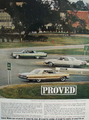 Chevrolet Hill Route Proving Grounds Ad 1964