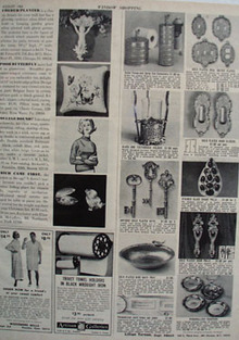 Shop By Mail Artisan Galleries Ad 1965