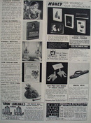 Shop By Mail and Luigi Crystal Ad 1965